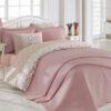 set mbulese shtrati old rose